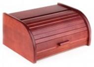 KOLIMAX Chlebovka z bukového dřeva, barva třešeň