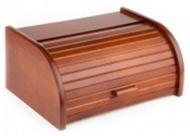 KOLIMAX Chlebovka z bukového dřeva, barva mahagon