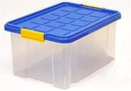 Úložný box s víkem, na kolečkách 60x40x30