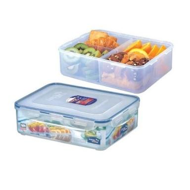 Lock&Lock HPL834C Dóza na potraviny, přihrádky 3,9 l