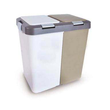 Koše na tříděný odpad, 2x20 l