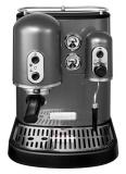 Kitchenaid 5KPES100 Espreso kávovar Artisan, šedá metalíza