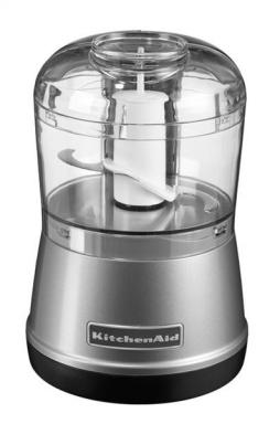 Kitchenaid Sekáček P2 KFC3515 stříbrná