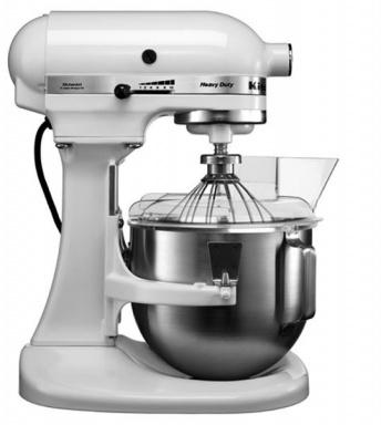 Kitchenaid Robot Heavy Duty 5KPM5 bílá
