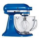 Kitchenaid Robot Artisan 5KSM156 modrá metalíza