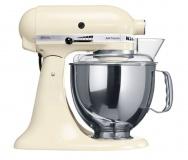 Kitchenaid Robot Artisan 5KSM150PSELT bílá káva