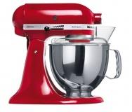 Kitchenaid Robot Artisan 5KSM150PSECA červená metalíza