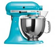 Kitchenaid Robot Artisan 5KSM150PSECL křišťálově modrá