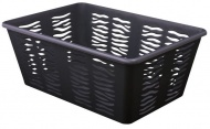 BRANQ Plastový košík Zebra Z4, mix barev