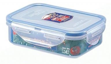 Lock&Lock HPL810 Dóza na potraviny, 360 ml
