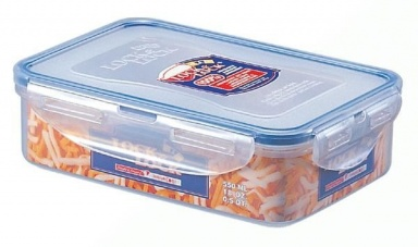 Lock&Lock HPL815 Dóza na potraviny, 550 ml