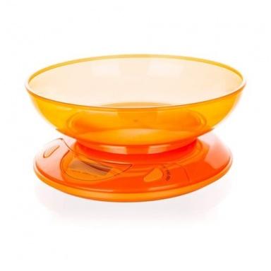 BANQUET Culinaria Orange Digitální kuchyňská váha 5kg