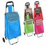 Nákupní taška na kolečkách 95x34,5 cm