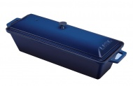 Litinová terina Lava modrá