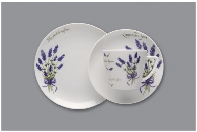 Dezertní talíř LEVANDULE 20,5 cm