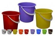 Vědro 5l, mix barev