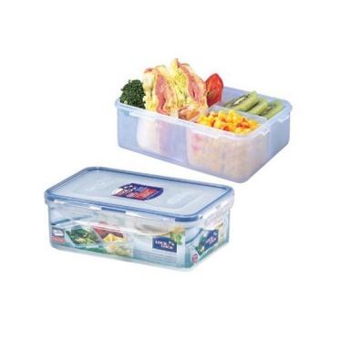 Lock&Lock HPL817C Dóza na potraviny přihrádky, 1l