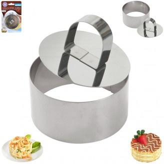 Forma na pečení, tvořítko kruh