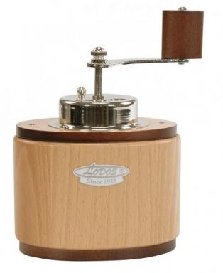 Lodos OVÁL Mlýnek na kávu, dřevo