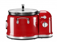 KitchenAid 5KMC4244E Multifunkční hrnec, míchací stojan - královská červená