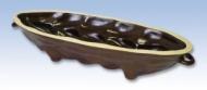 Keramická forma vánočka malá, 37x14 cm