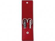 Wüsthof Solingen 9124 Manikúra 3 dílná, červená