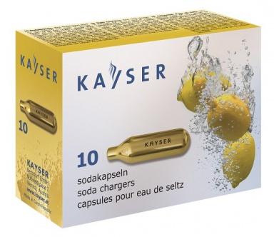 KAYSER Sifonové bombičky 10 ks