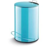 LAMART LT8008 DUST Odpadkový koš 5l, modrý