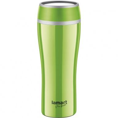 LAMART LT4024 Termohrnek 0,4l zelený