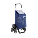 taška nákupní TRIS FLORAL 56l, nosnost 30kg MO