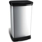 Odpadkový koš Curver 02162-582 Decobin 50 l
