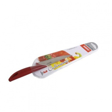 nůž univ.12cm CULINARIA RED