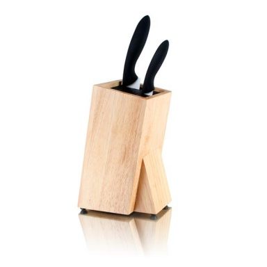 blok na nože bambus + PH špagety BRILLANTE