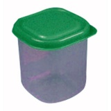 dóza  čtverc. 0,20l PH mix barev (6x6x8cm)