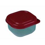 dóza  čtverc. 0,10l PH mix barev (6x6x4cm)
