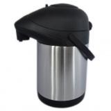 termoska s pumpičkou 2,5l nerez+PH