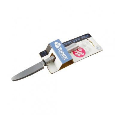 6053 nůž jídelní VARENA BS   (4ks)