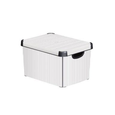 box úložný CLASSICO 40x30x23cm (L) s víkem, PH