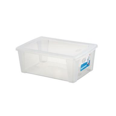 box úložný SCATOLA 10l, 36,5x25,5x14cm s víkem PH TRA
