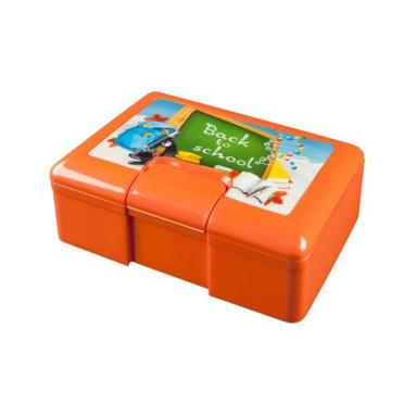box svačinový 19,5x12,5x7cm s klick uz.s potiskem PH mix dekorů