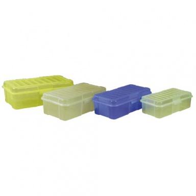 box s klick uzávěrem 31x17x10cm (3,9l) PH mix barev