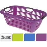koš na čisté prádlo 60x40x22cm PH mix barev