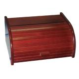 chlebovka 39x28x18cm dřev.mahagon
