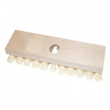 kartáč podl.na hůl 22x6,5cm dřev., PP vlákno  4224/861