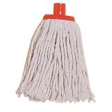 koncovka mopu bavlna 17cm závit hrubý, mix barev