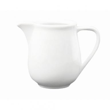 konvička na mléko JOSEFA   20ml BÍ porcelánová (6ks)