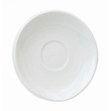 podšálek TIM C BÍ porcelánový