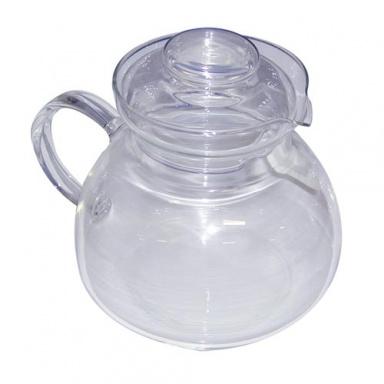 konvice MARTA 1,5l víčko skl., rukojeť skl.