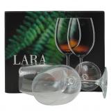 sklenice na víno 450ml LARA (6ks) CRYSTALEX