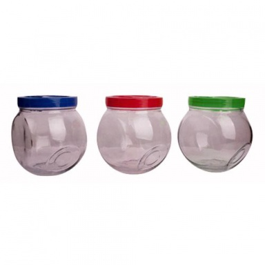 dóza WALLIBUCK 1,2l skl.+ PH víčko, mix barev